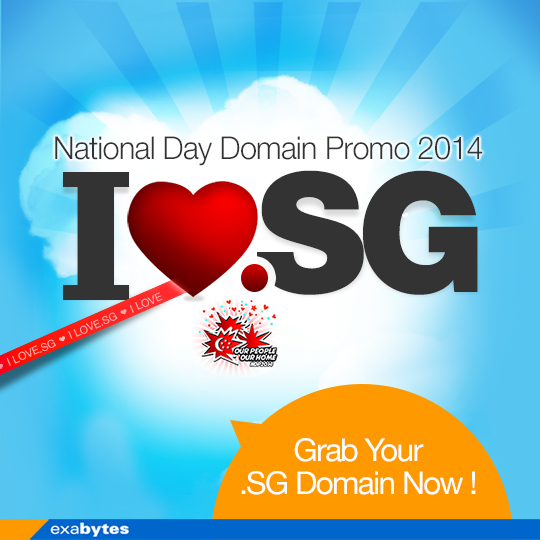 National Day Domain Promo