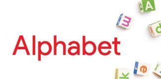 Alphabet Logo - Google