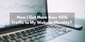 How I Get 100, 000k Traffic Montly- (1)