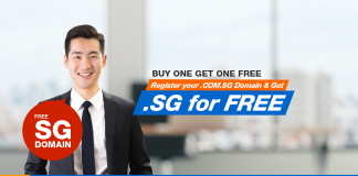 buy one free one SG Domains
