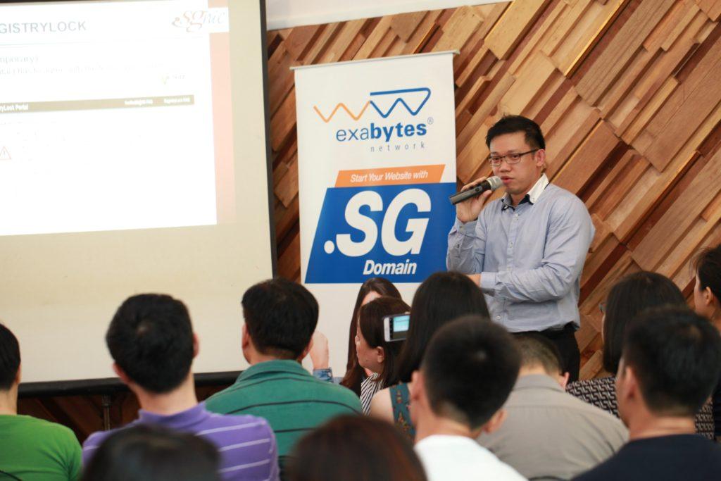 Singapore Exabytes Designer Club Gathering