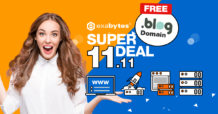 11.11 super deal free .blog