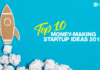 money making startup ideas