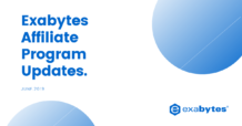 Exabytes Affiliates Update